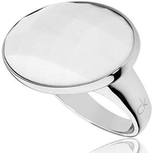 NEW- Calvin Klein Women's Ring Moon Stone S:6